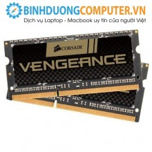 Ram Laptop Corsair 8GB bus 1600 C10 Vengeance tại Bình Dương