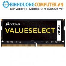 Ram Laptop Corsair 8GB bus 2133 C15 Value Tại Bình Dương