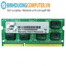Ram Laptop ddr3 GSKILL 4GB bus 1333 VALUE tại Bình Dương