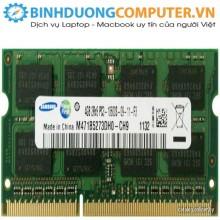 Ram ddr3 Laptop 4G bus 1333/1600(hàng nhập khẩu)