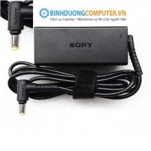 Sạc Laptop Sony 45W 10.5V – 4.3A (Đầu Tròn Nhỏ)