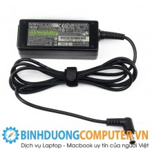 Sạc Laptop Sony 45W 19.5V – 2A Đầu Tròn Kim