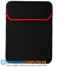 Túi Chống Sốc Laptop 14'' viền sọc đỏ